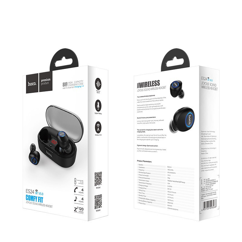hoco. ES24 wireless earphones