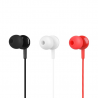 Original hoco. M14 earphones black