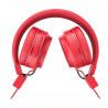 Original hoco. W25 wireless headset red, black, grey