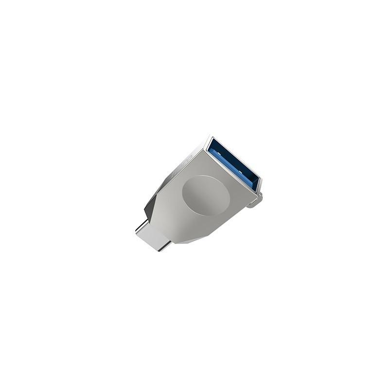hoco. UA9 konvertor type-c na USB