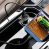 hoco. Z31 18W QC3.0 dual USB rýchlonabíjací set do auta s