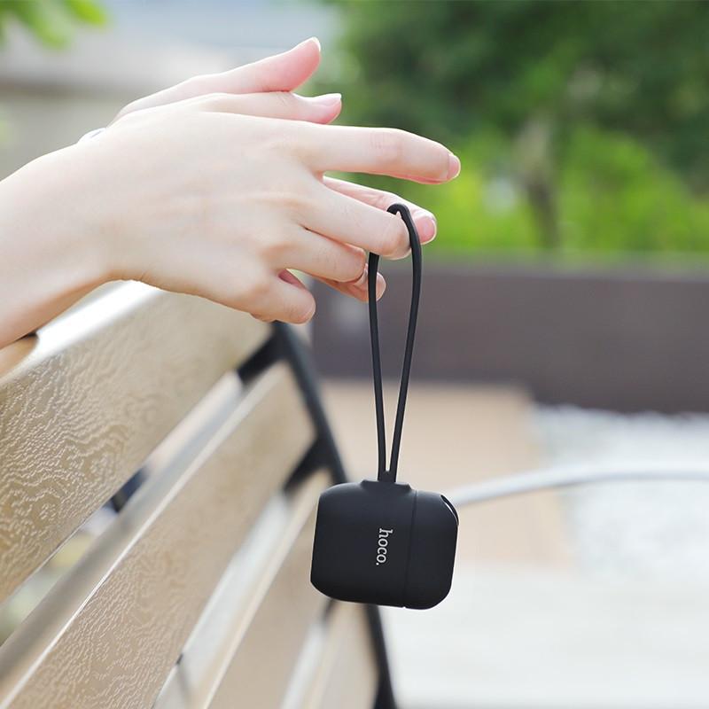 hoco. WB12 ochranné puzdro na Airpod slúchadlá
