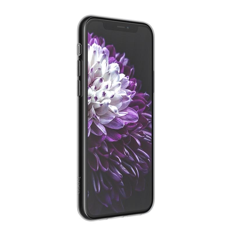 Originál light series pre iPhone 11 Pro Max hoco. transparentný