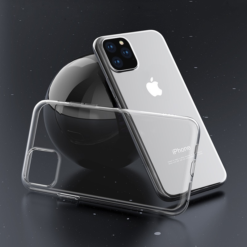 hoco. transparent smartphone cover light series for iPhone 11