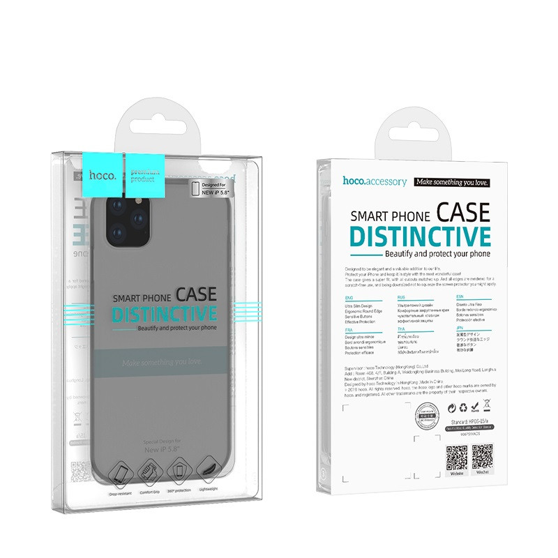 hoco. smartphone cover thin series for iPhone 11 Pro