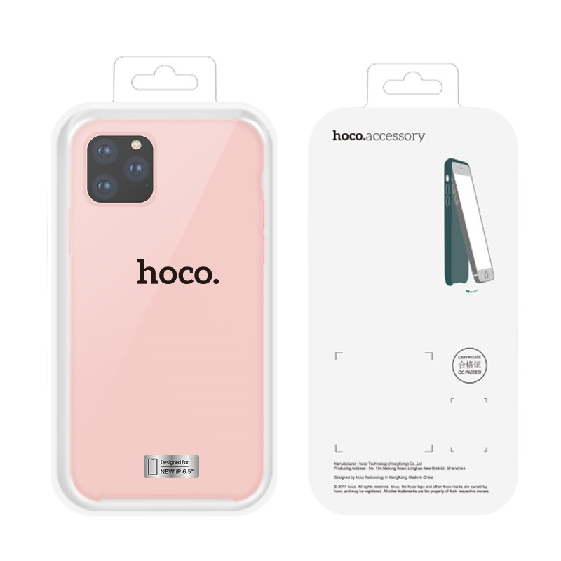 hoco. obal na telefón pure series pre iPhone 11 Pro Max
