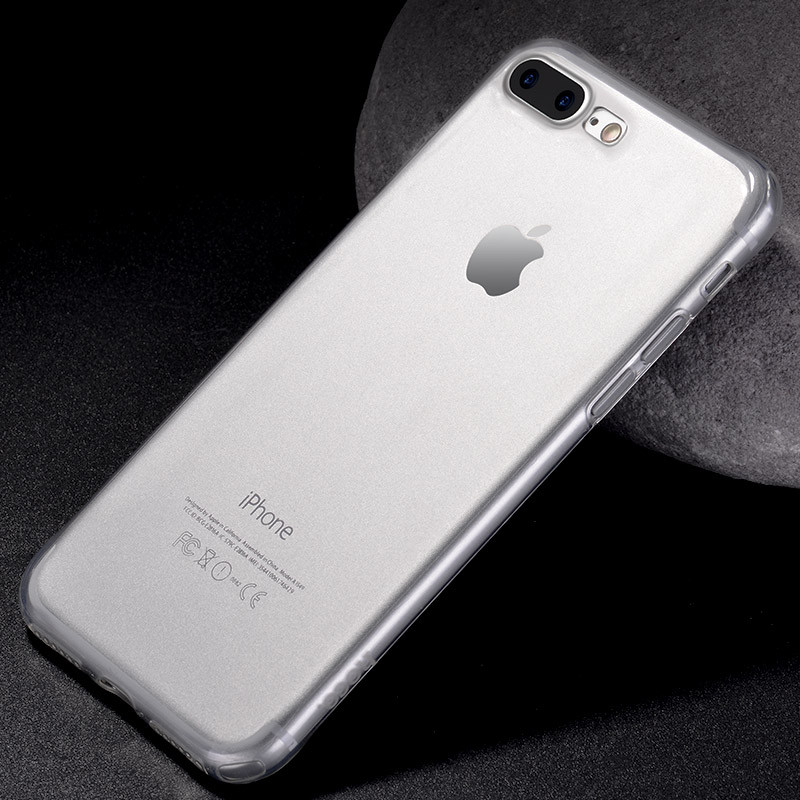hoco. transparent smartphone cover light series for iPhone 7