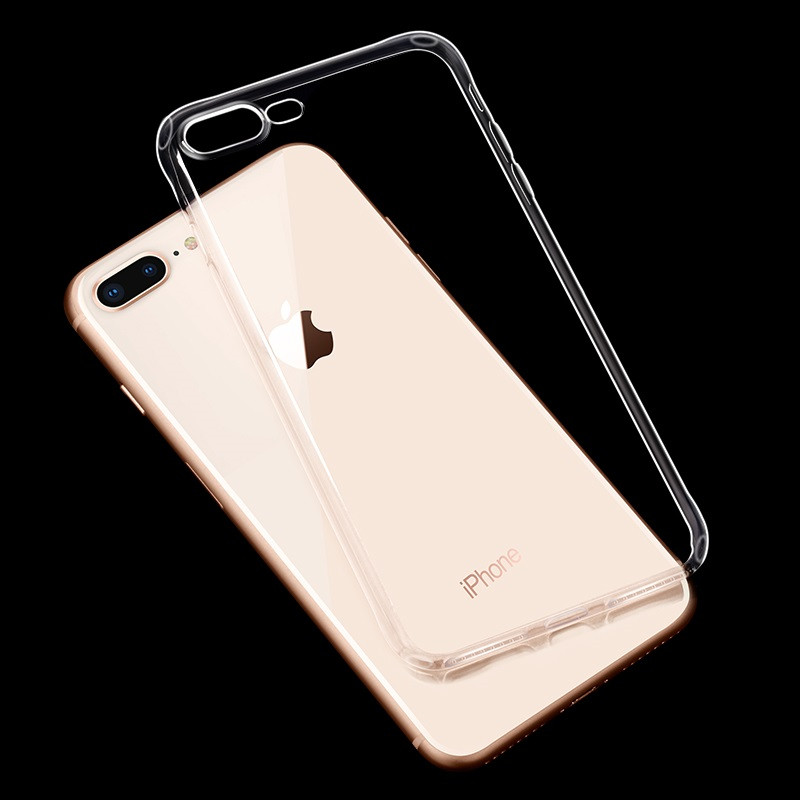 hoco. transparent smartphone cover crystal clear series for