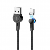 hoco. S8 magnetic type-c charging cable