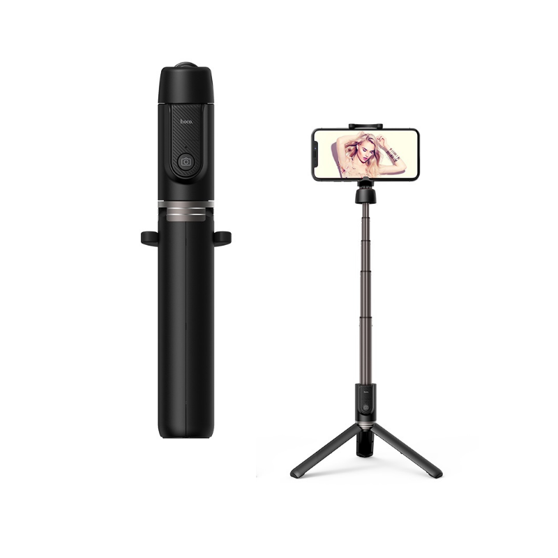 hoco. K11 2in1 wireless tripod and selfie stick