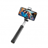 hoco. K10A 2v1 wireless tripod and selfie stick with light