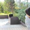 hoco. K10A 2v1 bezdrôtový tripod a selfie tyč so svetlom