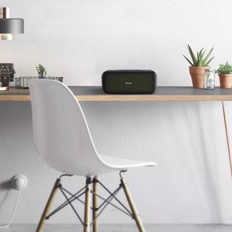 Original hoco. BS23 wireless speaker black, white