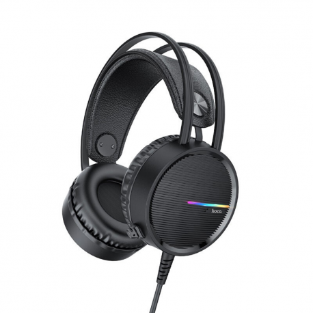 Original hoco. W100 gaming headset black