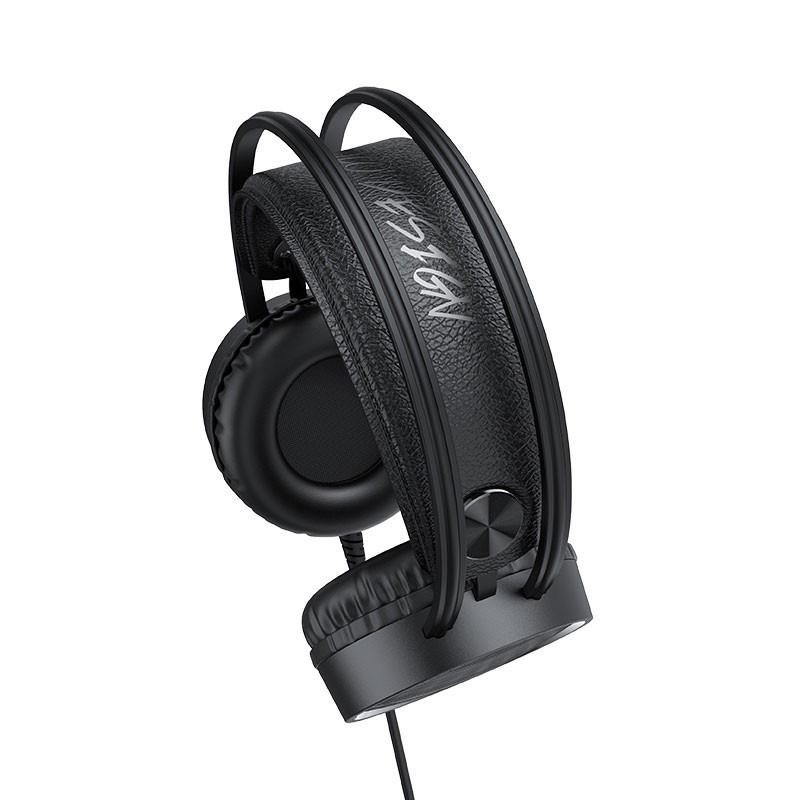 Original hoco. W100 gaming headset black