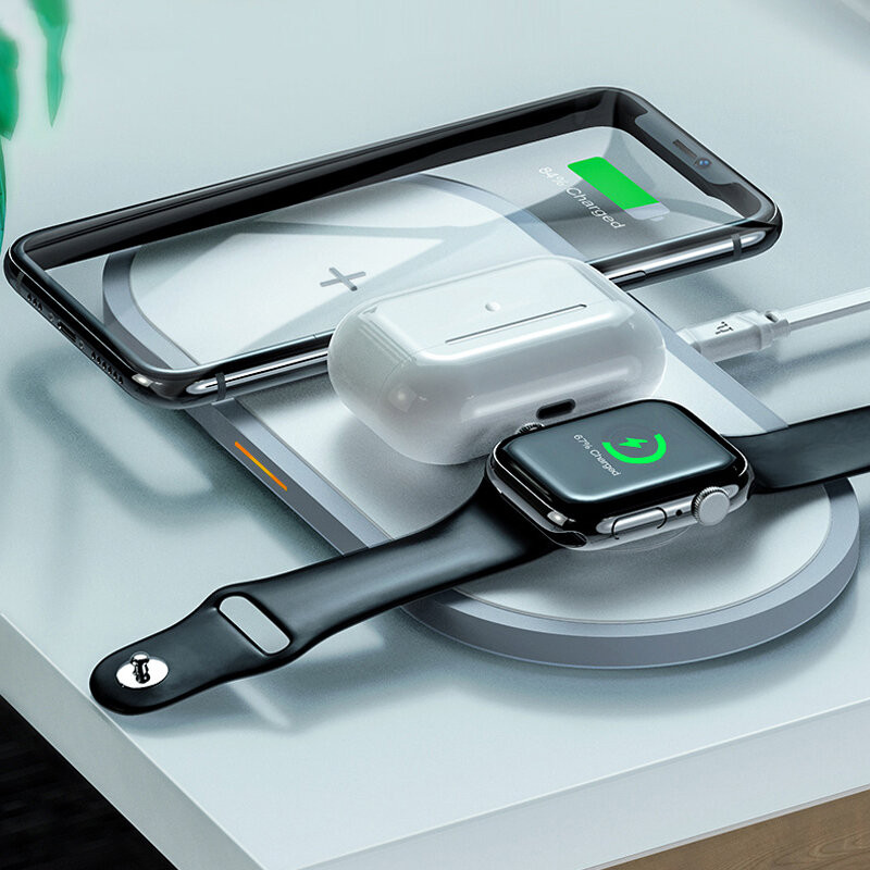 hoco. CW24 3in1 wireless charger