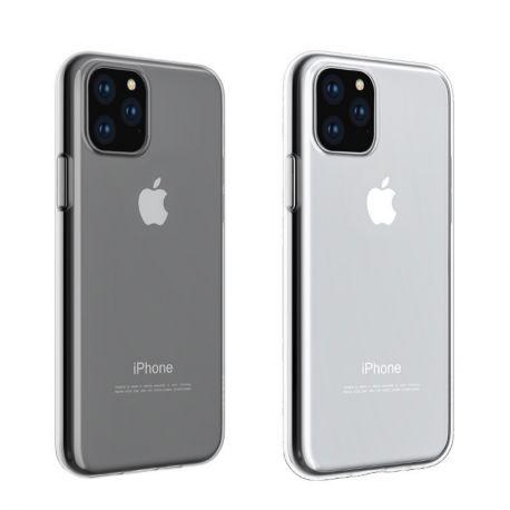 hoco. transparentný obal na telefón light series pre iPhone 11