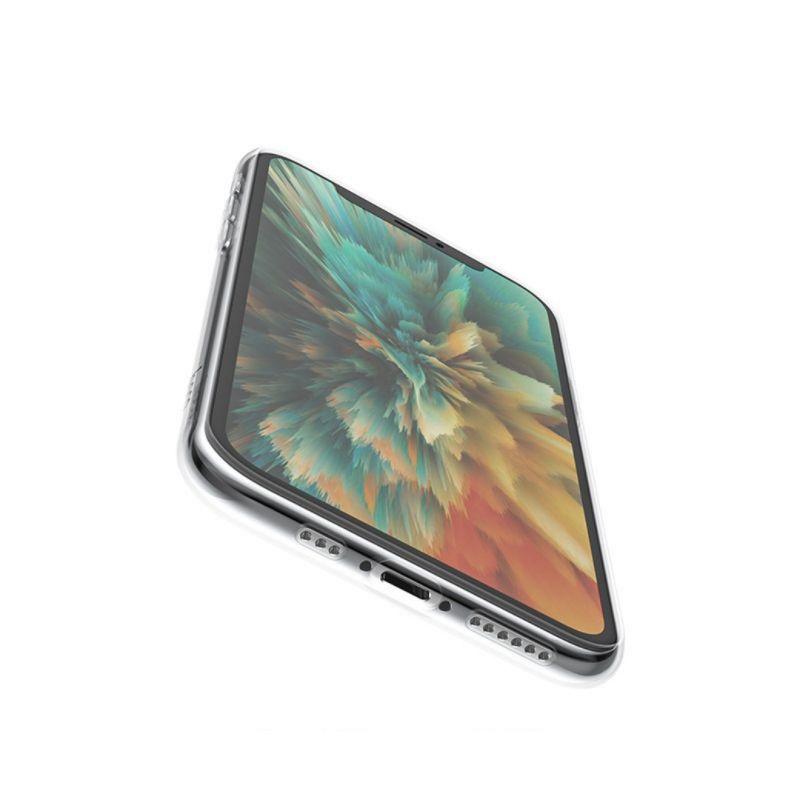 Original hoco. transparent smartphone cover light series for