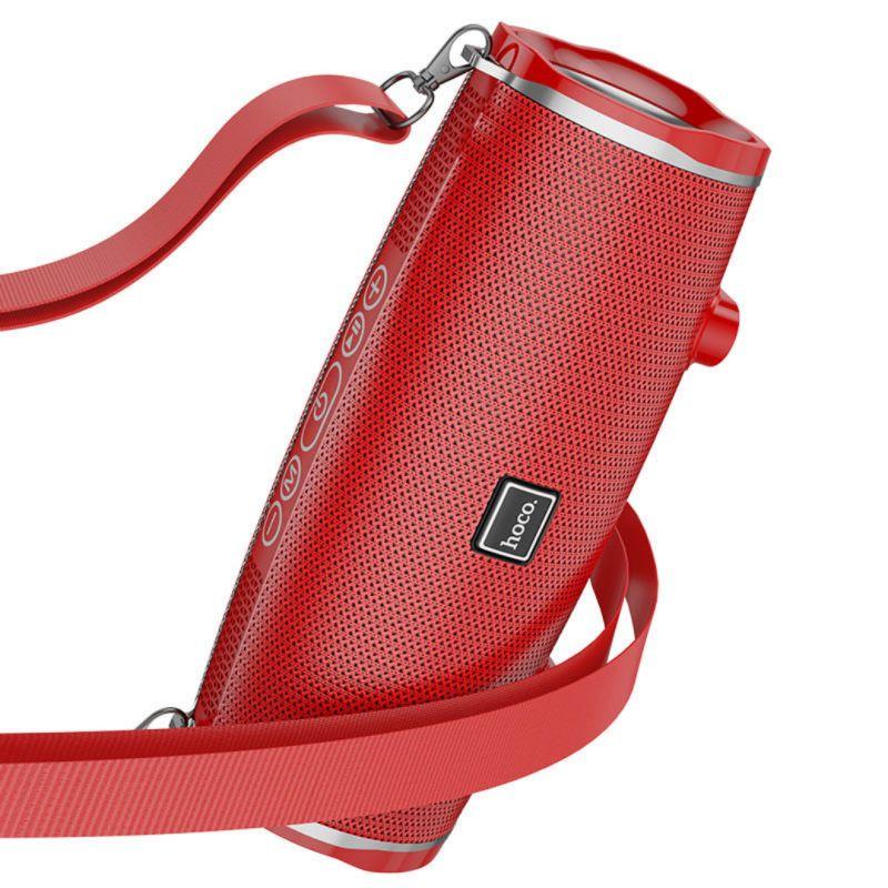 Original hoco. BS40 wireless speaker black, red, blue