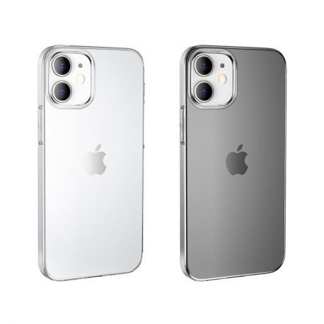Originál light series pre iPhone 12 Mini hoco. transparentný