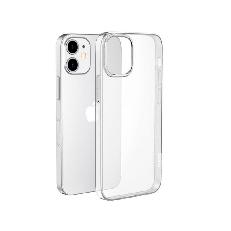 hoco. transparent smartphone cover light series for iPhone 12
