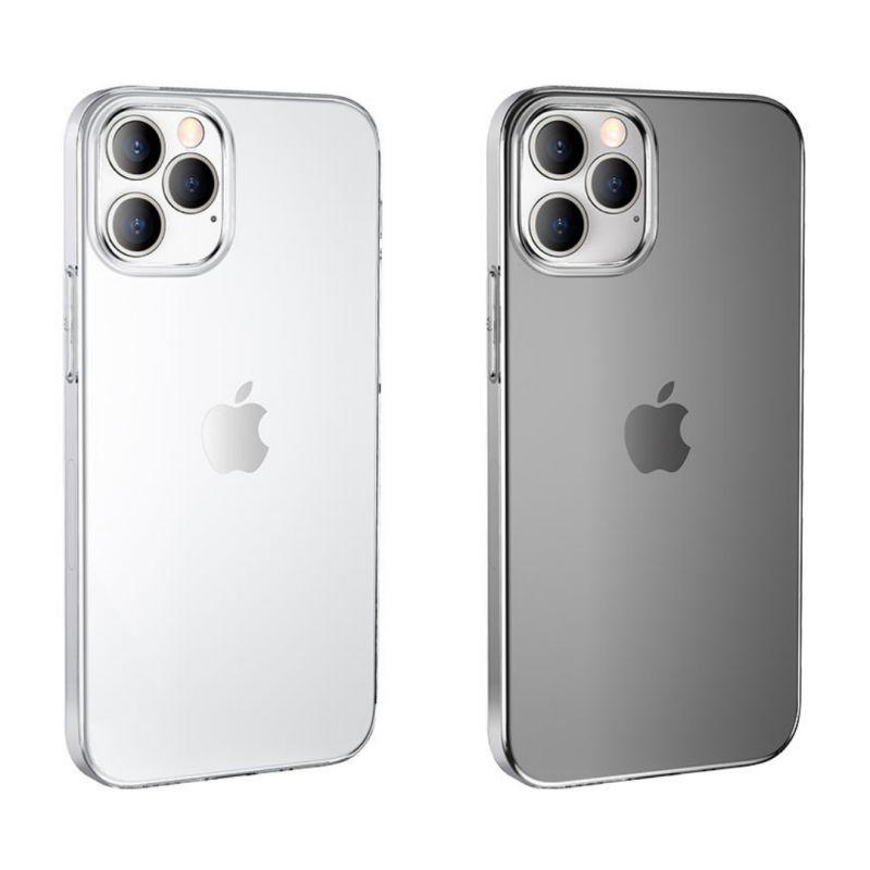Originál light series pre iPhone 12 Pro Max hoco. transparentný