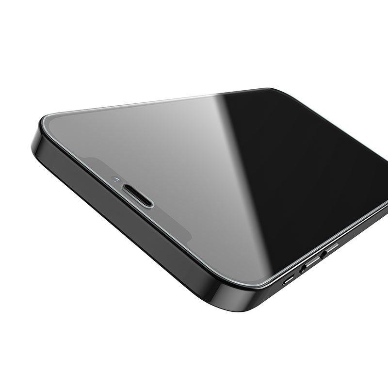 hoco. ochranné temperované sklo G6 full screen HD pre iPhone 12