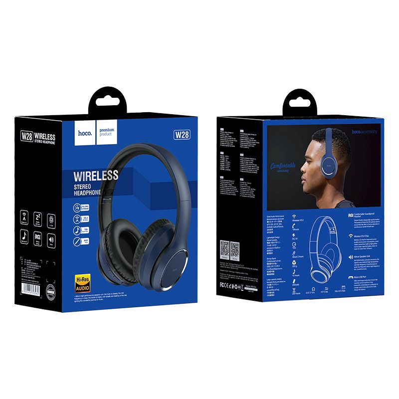 hoco. W28 wireless headset