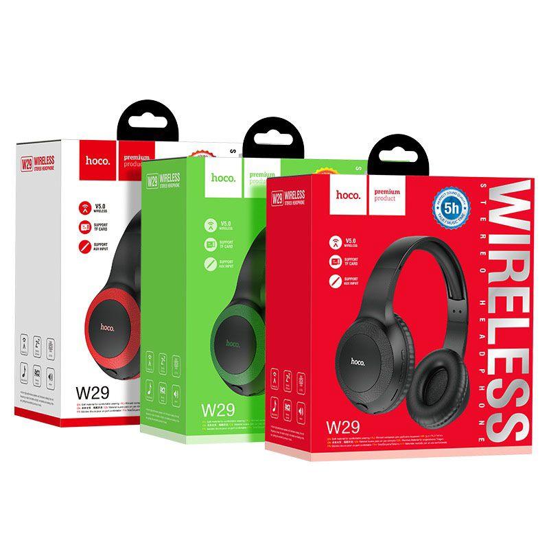 hoco. W29 wireless headset