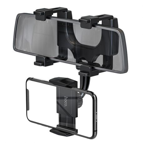 Original hoco. CA70 smartphone holder for rearview mirror black