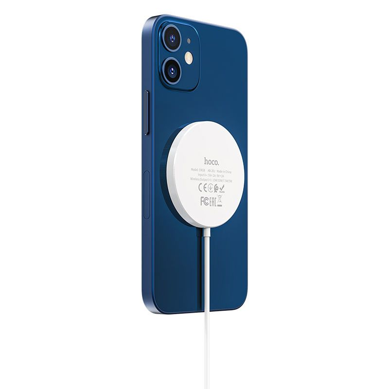 Original hoco. CW28 2in1 15W wireless magnetic rapid charger