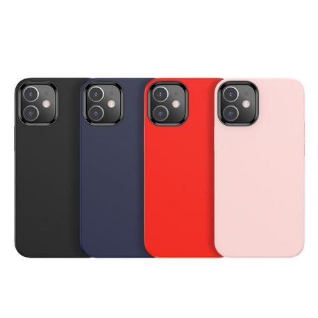 hoco. smartphone cover pure series for iPhone 12, iPhone 12 Pro