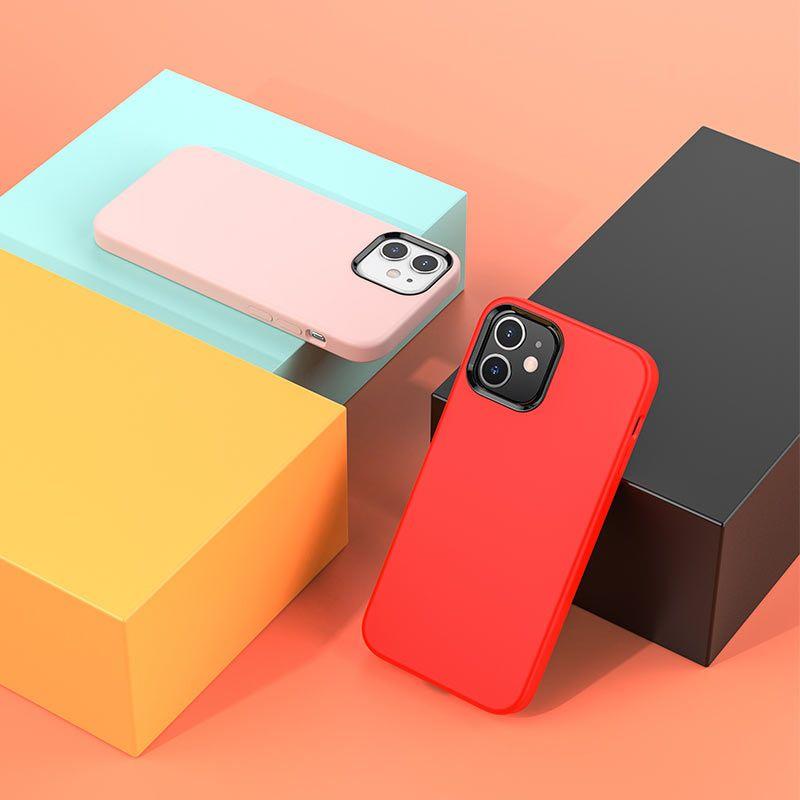 Originál pure series pre iPhone 12 Mini hoco. obal na telefón