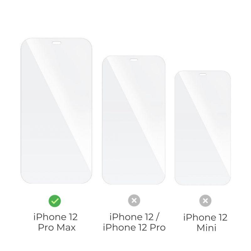 Originál A20 full-screen flash attach HD pre iPhone 12 Pro Max
