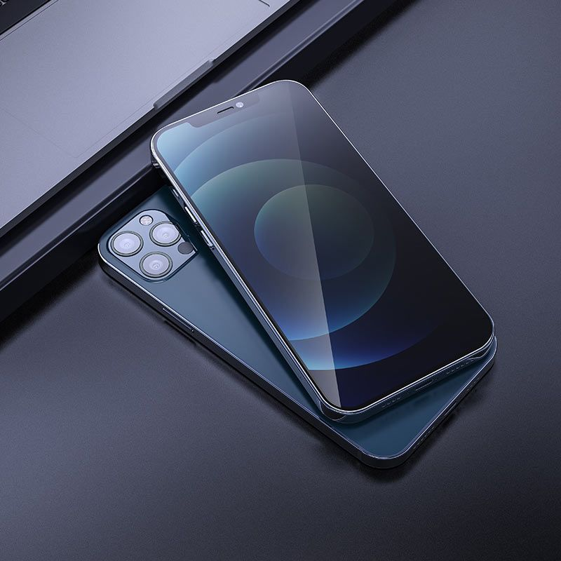 hoco. tempered glass A21 anti-spy for iPhone 12 Pro Max