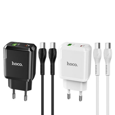 Original hoco. N5 20W fast charging set with type-c to type-c