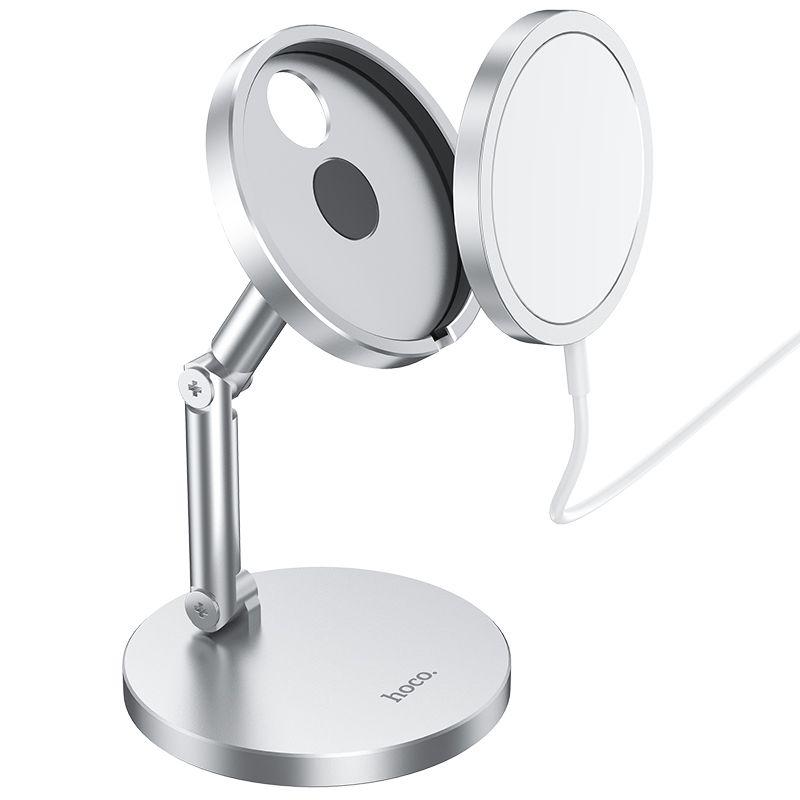 Originál 2v1 magnetický stolný držiak a bezdrôtová nabíjačka