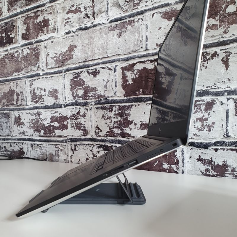 Originál stojan na notebook hoco. PH37 sivá, strieborná