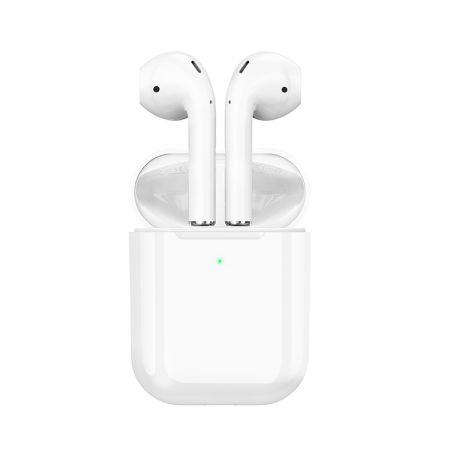 Original hoco. EW01 Plus wireless earphones white